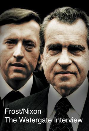 Affiche Frost/Nixon The Watergate Interview