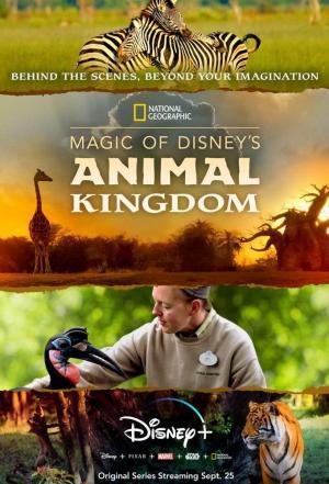 affiche Au Cœur d'Animal Kingdom