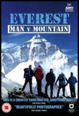 Affiche Everest: Man Vs Mountain