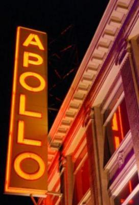 Affiche Live at the Apollo