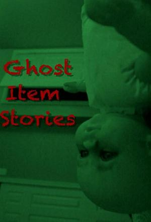 Affiche Ghost Item Stories
