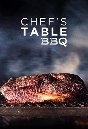 affiche Chef's Table BBQ