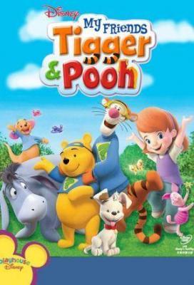 Affiche Mes amis Tigrou et Winnie