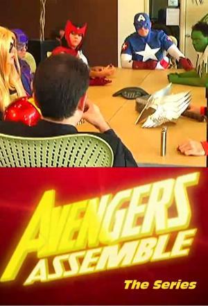 Affiche Avengers Assemble! (2010)