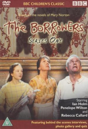 Affiche The Borrowers