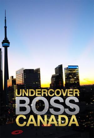 Affiche Undercover Boss (CA)