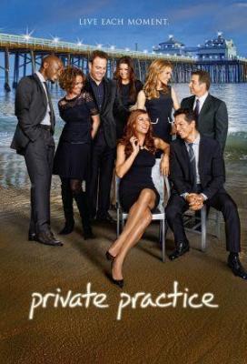 Affiche Private Practice