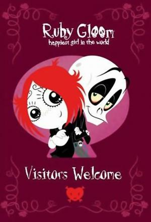 Affiche Ruby Gloom