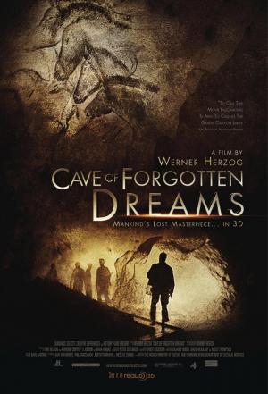 Affiche Cave of Forgotten Dreams