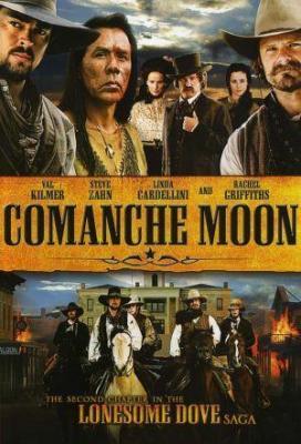 Affiche Comanche Moon