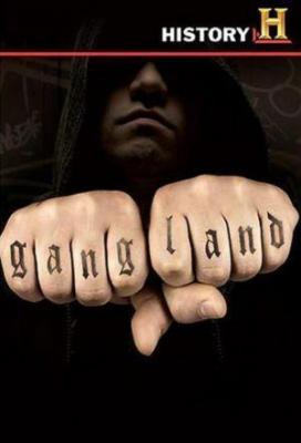 affiche Gangland