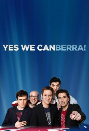 Affiche Yes We Canberra