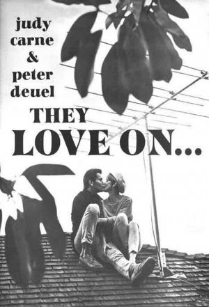 Affiche Love On A Rooftop