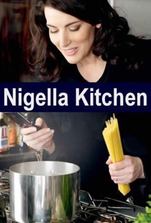 Affiche Nigella Kitchen