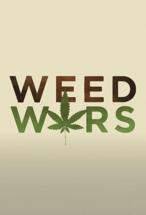 Affiche Weed Wars