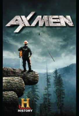 Affiche Ax Men