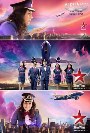Affiche Airlines