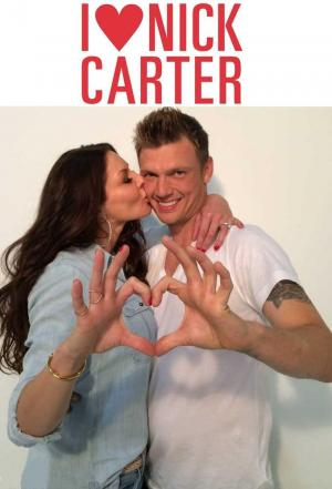 Affiche I (Heart) Nick Carter