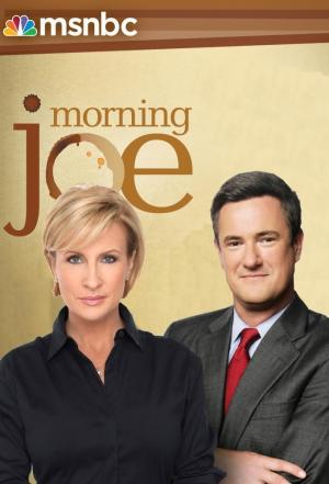Affiche Morning Joe