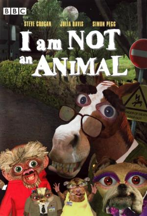 Affiche I am Not an Animal
