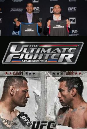 Affiche The Ultimate Fighter Latin America