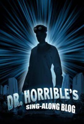 affiche Doctor Horrible's Sing-Along Blog