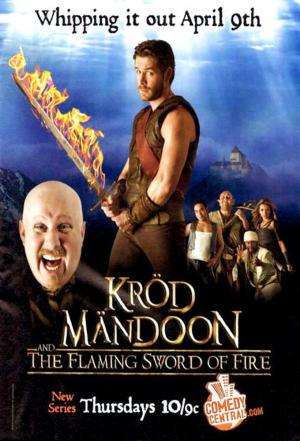 Affiche Kröd Mändoon and the Flaming Sword of Fire