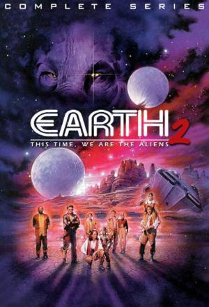 Affiche Earth 2