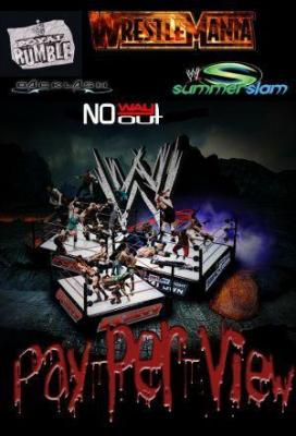 Affiche WWE Pay-Per-View