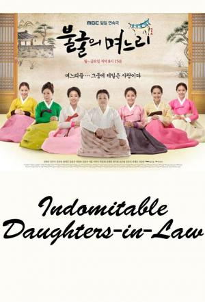Affiche Indomitable Daughters-in-Law