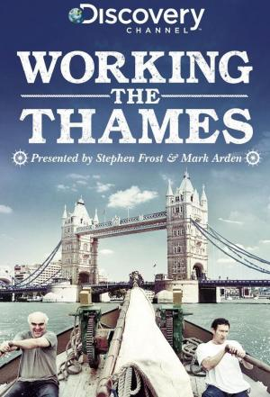 Affiche Working the Thames