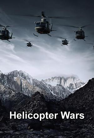Affiche Helicopter Warfare
