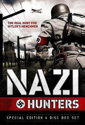 Affiche Nazi Hunters