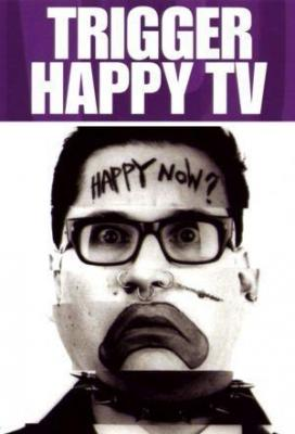 Affiche Trigger Happy TV