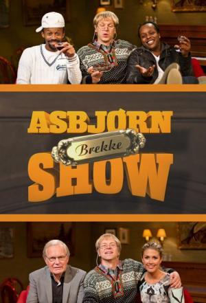 Affiche Asbjørn Brekke-Show