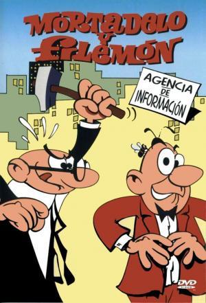 Affiche Mortadelo & Filemon