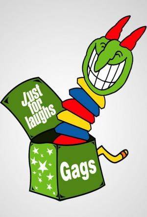 Affiche Just For Laughs - Gags