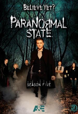 Affiche Paranormal State