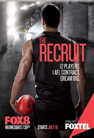 Affiche The Recruit
