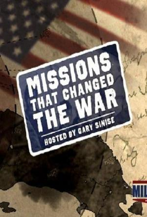 Affiche Missions That Changed the War