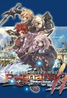 Affiche Ragnarok The Animation