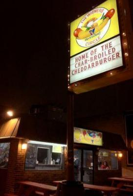 Affiche The Wiener's Circle