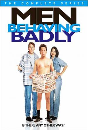 Affiche Men Behaving Badly (US)