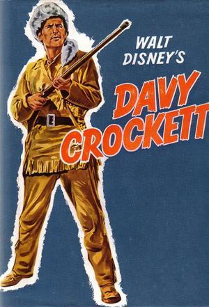 Affiche Davy Crockett