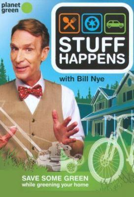 Affiche Stuff Happens with Bill Nye