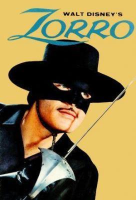 Affiche Zorro (1957)