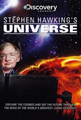 Affiche Stephen Hawking's Universe