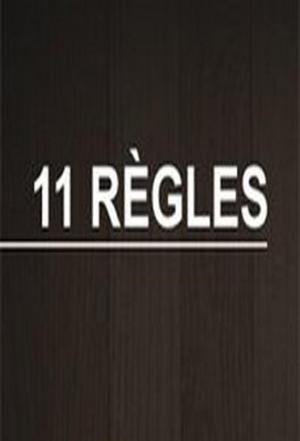 Affiche 11 Regles