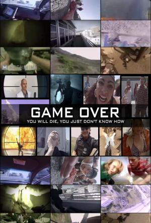 Affiche Game Over (2013)