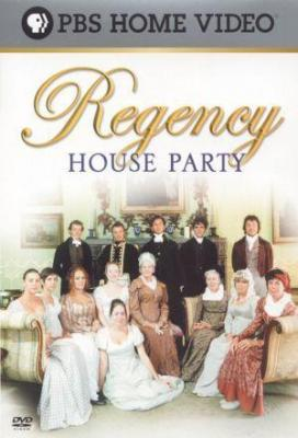 Affiche Regency House Party